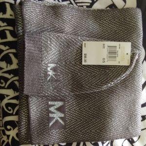 Michael Kors hat scarf set